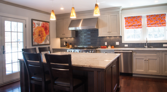 Kitchens; New Construction; Additions