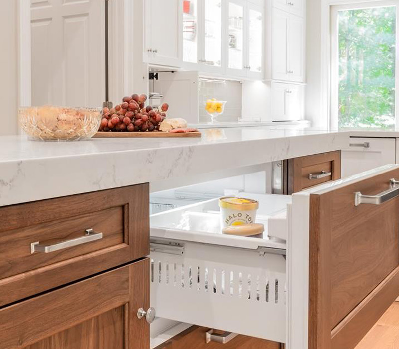 custom kitchen cabinets in dedham