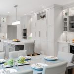 reecent kitchen renovation