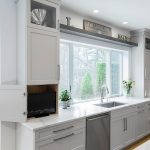 new kitchen renovation in Canton, MA