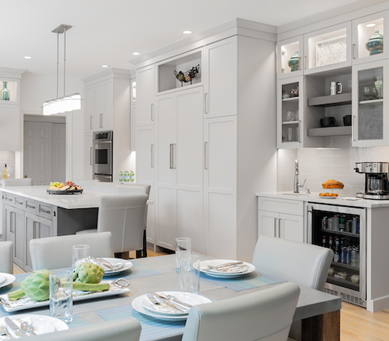 custom kitchen cabinets in Canton