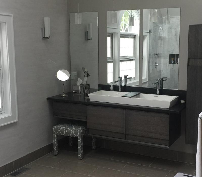 master bathroom remodel in milton, ma