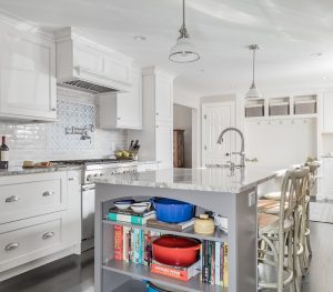 modern kitchen design in canton, ma