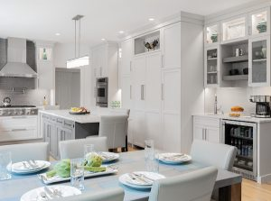 reecent kitchen renovation