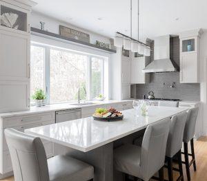 Kitchen renovation Canton, MA